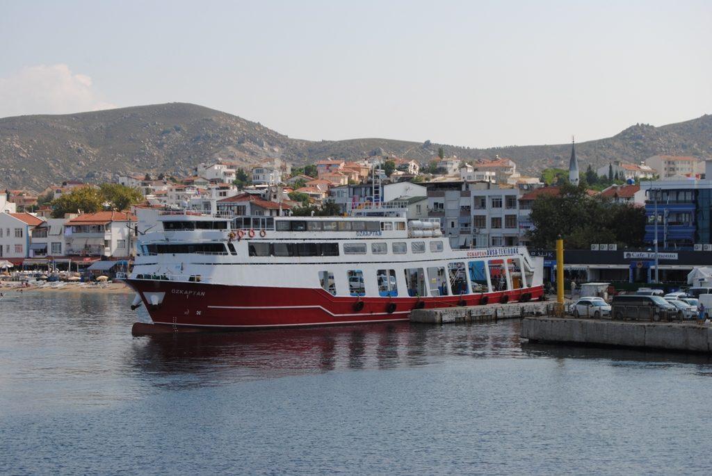 öz kaptan gemisi tekirdağ avşa
