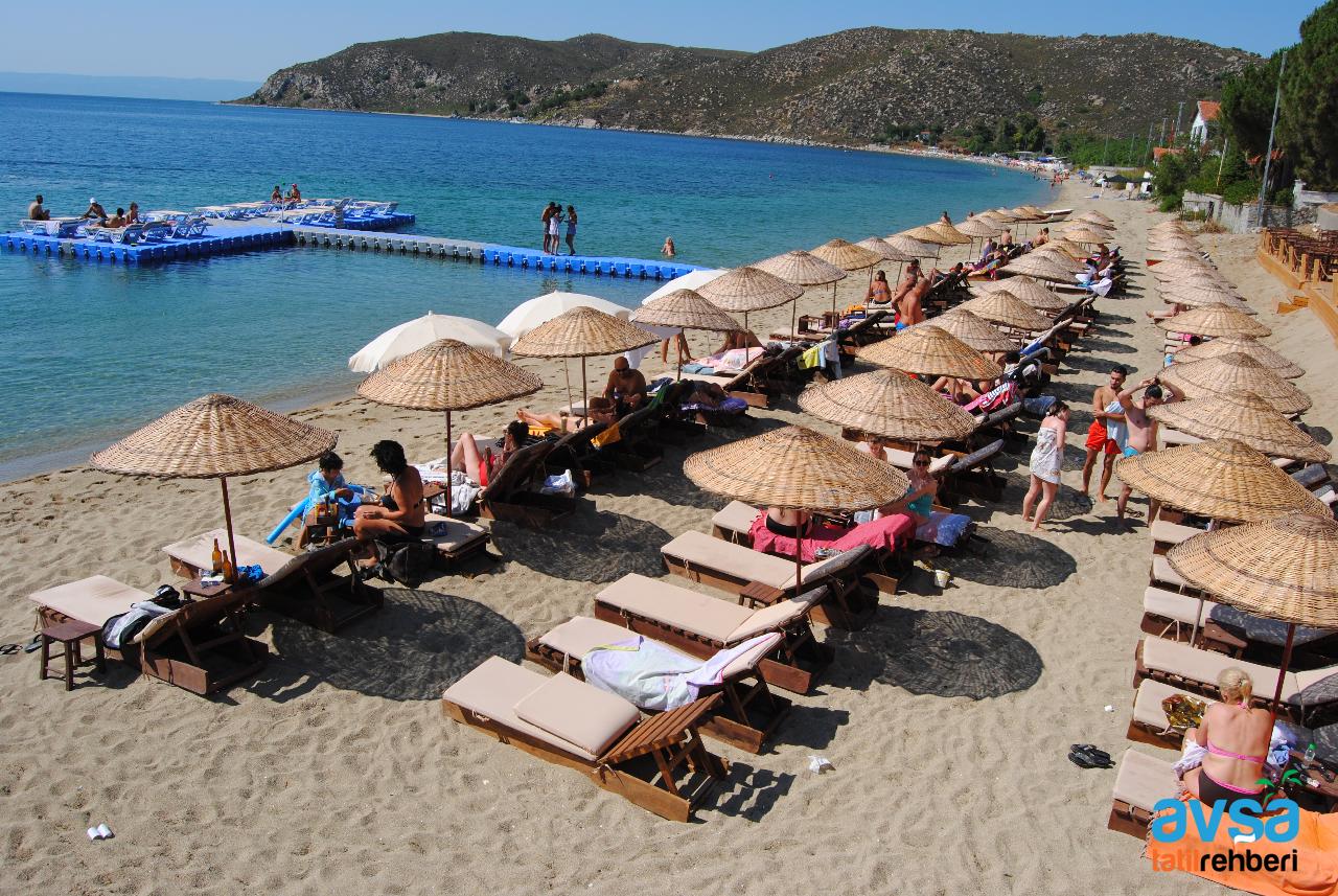 Avşa Adası Çınar Plajı – Koyu