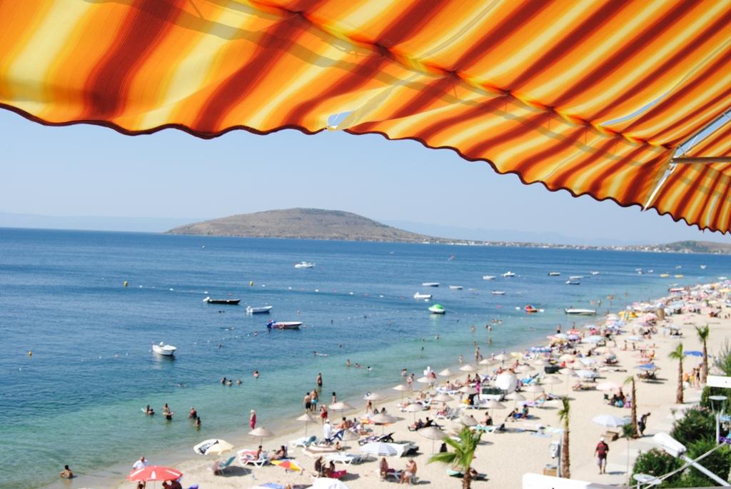 Avşa Adası Bayram Tatilinde 150 bin tatilciyi ağırladı