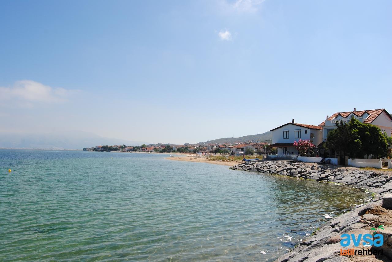 Balıkesir Tatil Yerleri : AVŞA ADASI