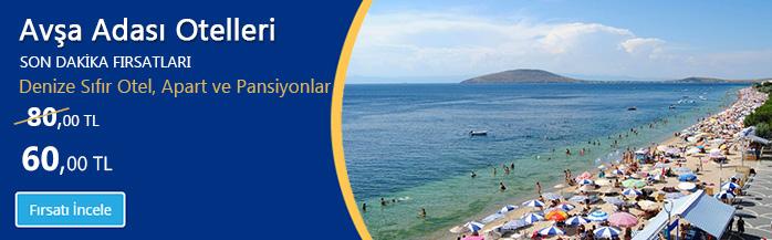avşa adası otel fırsatları