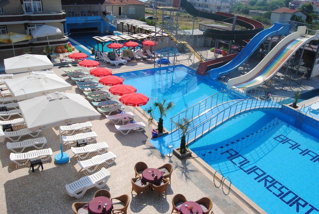 avşa adası havuzlu oteller