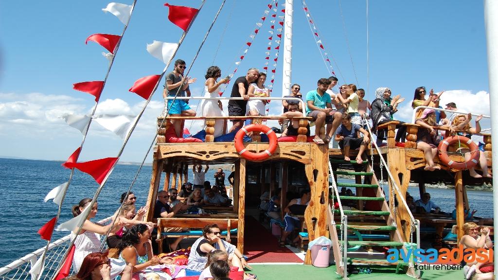 Avşa Adası – Erdek Tekne Turları