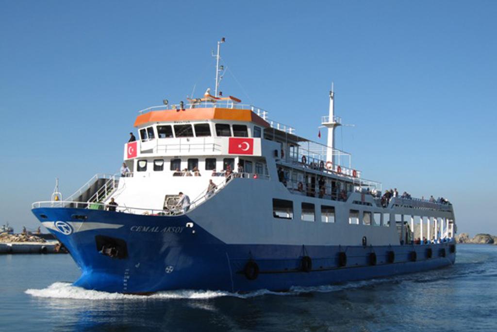 Marmara Roro Erdek-Avşa Adası-Tekirdağ Seferleri 2020