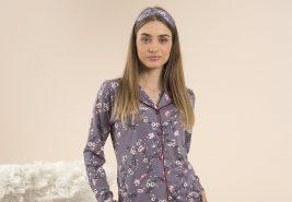 Saten Pijama Takımları